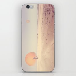 My Two Sons iPhone Skin