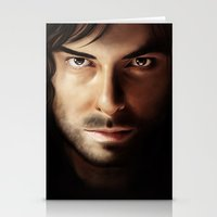 kili Stationery Cards featuring Kili by Lidivien