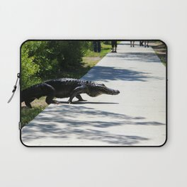 Carolina Gator Crossing 1 Laptop Sleeve