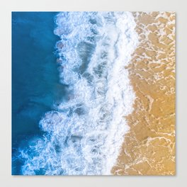 Coast 6 Canvas Print
