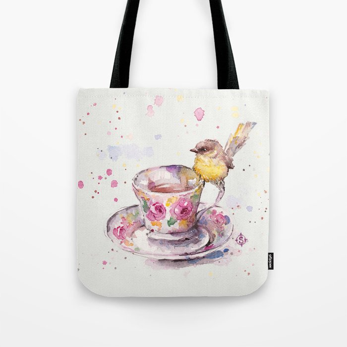 There is always time for tea Tote Bag