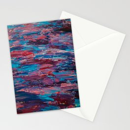 Low Fi Contrast Stationery Cards