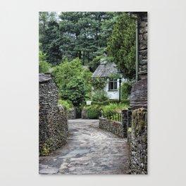 Dove Cottage Canvas Print