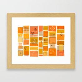 Pollen Framed Art Print
