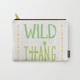 Wild Thang Carry-All Pouch