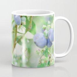 Blueberry Days Coffee Mug