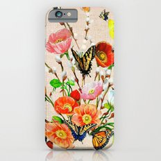 Butterfly Bouquet  iPhone 6s Slim Case