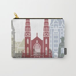 Ottawa skyline poster Carry-All Pouch