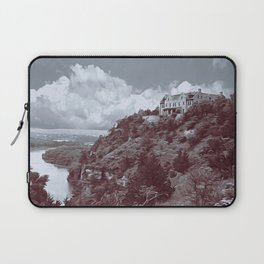 Ha Ha Tonka in Selenium and Gray Laptop Sleeve