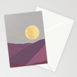 Pink Moment, Ojai Stationery Cards