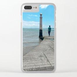 Riverside Clear iPhone Case