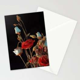 Manoeuvres in the Dark Stationery Cards
