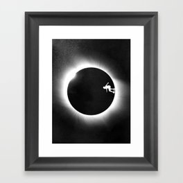 Pipedream Framed Art Print