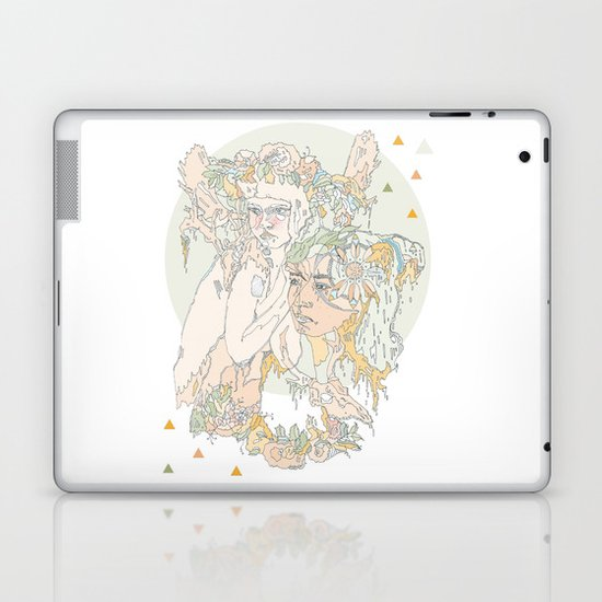 adorned pop Laptop & iPad Skin