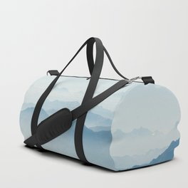 Blue mountain Duffle Bag