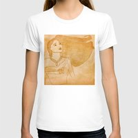 pocahontas T-shirts featuring Pocahontas by Sierra Christy Art