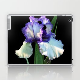 Iris 'Freedom Song' on black Laptop & iPad Skin