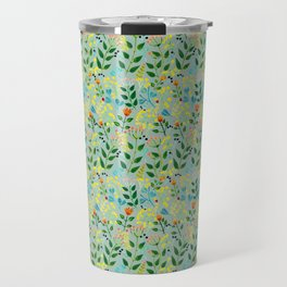 All you need is flowers Travel Mug