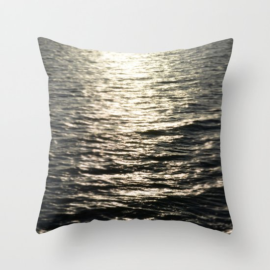 Hope and Fear Throw Pillow