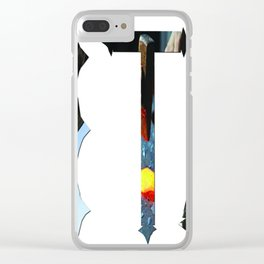 Metal Clear iPhone Case