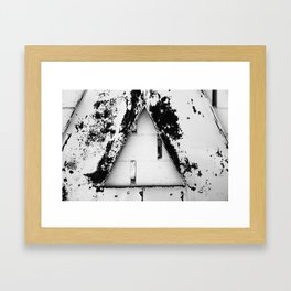 Ace Framed Art Print