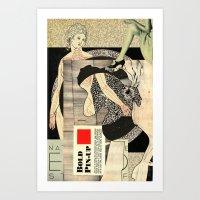 venus Art Prints featuring Venus by Ira Carter