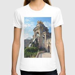 Ciutadella   Barcelona, Spain T-shirt