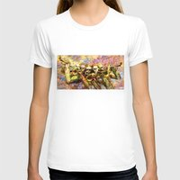 trumpet T-shirts featuring Trumpet Harmony by Rick Borstelman