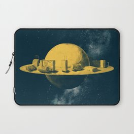 About space travels and living on Mars Laptop Sleeve