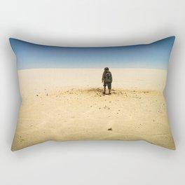 Offworld Imperfection Rectangular Pillow