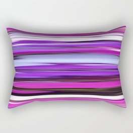 Purple blur Rectangular Pillow
