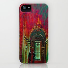 The Crushing Weight of Defeat:  Divide iPhone Case