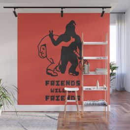 FRIENDS Wall Mural