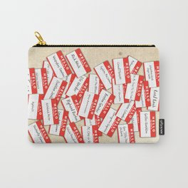 gus' funny nicknames Carry-All Pouch