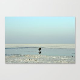 Reflections of the soul Canvas Print