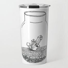 crystal terrarium Travel Mug