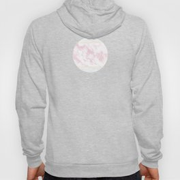 Pastel Marble Composition #6 Hoody