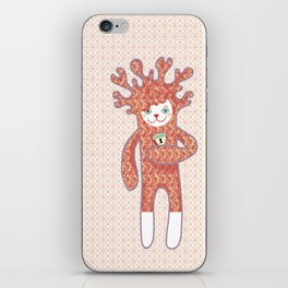 Alcestre iPhone Skin