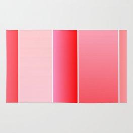 Pink Color Rug