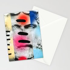 Composition on Panel 21 Stationery Cards