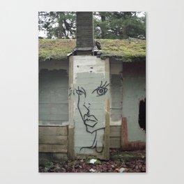Wallface Canvas Print