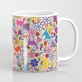 Peruvian Llamas Coffee Mug