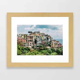 "Travel photography print ""North Italy"" photo art made in Italy. Art Print Framed Art Print"