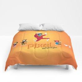 WB Pixel Nostalgia Comforters