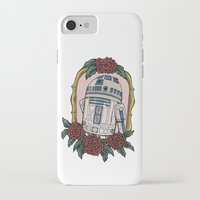 r2d2 iPhone & iPod Cases featuring R2D2 by Bare Wolfe