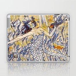 Coral Queen Laptop & iPad Skin