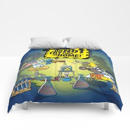 Anime 2015: Do Not Try This At Home! Comforters