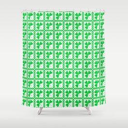 Luck of the Irish Shower Curtain
