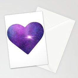 Nebular Love Stationery Cards