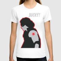 bucky T-shirts featuring Bucky? by ElectricShotgun